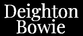 deighton-bowie logo
